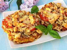 Today I present a recipe for delicious potato pancakes baked with chicken, … Clean Eating Meal Plan, Clean Eating Recipes, Healthy Eating, Baked Pancakes, Potato Pancakes, Nutrition Meal Plan, Whole Food Recipes, Healthy Recipes, Chicken Breast Fillet