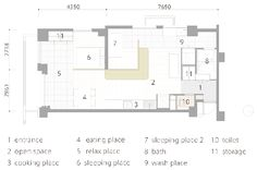 Nos vamos hasta Yokohama, Japón, para visitar un apartamento de estilo escandinavo-nórdico de líneas sencillas y depuradas. El espacio de 65m2 ha sido reformado por el estudio Sinato, se han centra…