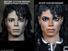 Noel+Cruz+Before+and+After   ... before and after Noel Cruz's repaint. [Photo: Noel Cruz/Exclusivepix