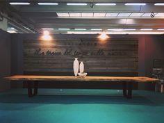 Le #tracce del #tempo sulla #materia #fermosposi2016 #abitacolointerni #abi25 #artigianiitaliani #fattoamano #artigiani20 by abitacolo_interni