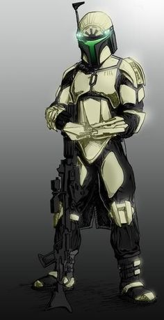 This is awesome...I want a sequel to Republic commando...
