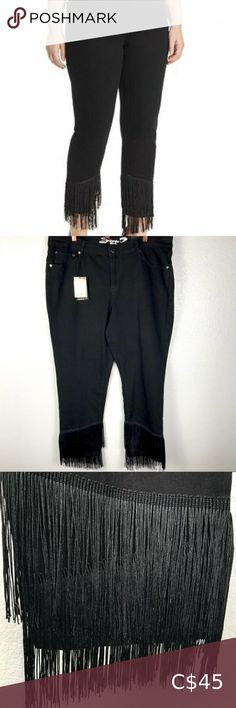 I just added this listing on Poshmark: Seven7 Limited Edition Black Cropped Fringe Jeans. #shopmycloset #poshmark #fashion #shopping #style #forsale #Seven7 #Denim Seven7, Denim, Best Deals, Jeans, Closet, Shopping, Black, Style, Fashion