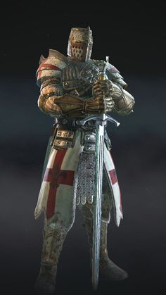 Deus vult (For Honor)