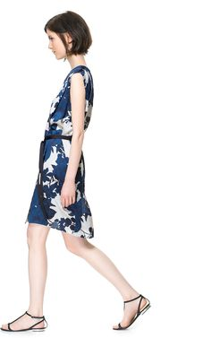 PRINTED DRESS - Woman - New this week - ZARA United States