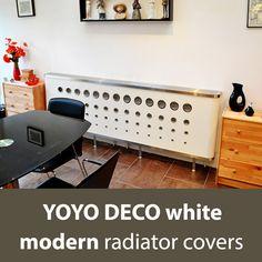 CASA DECO Long  radiator covers from Modern Radiator Covers