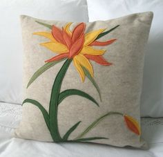 7 Prosperous Tricks: Decorative Pillows For Teens Bedding rustic decorative pillows colour.Decorative Pillows Couch Accent Colors decorative pillows with sayings master bedrooms.How To Make Decorative Pillows Sofas. Burlap Pillows, Throw Pillows, Sofa Pillows, Applique Cushions, Living Room Decor Pillows, Living Rooms, Felt Pillow, White Decorative Pillows, Flower Pillow