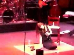 Idina Menzel singing a medley of RENT songs for the first time in years! Taken personally at the Barrington Stage in Pittsfield, MA on 4/3.