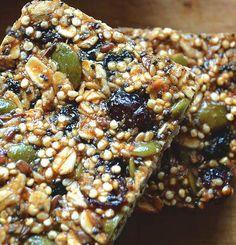 Muesli, Quinoa Soufflé, Black Eyed Peas, Baking, Fruit, Barre, Healthy, Desserts, Vegan