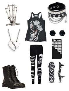 """""""You will place your trust in fear, you must"""" by panicitsjustme ❤ liked on Polyvore featuring Marc by Marc Jacobs"""