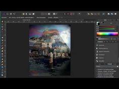 Background Design mit Affinity Photo – Discovery Affinity Designer