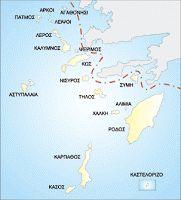 Όλα τα νησιά της Ελλάδας ανά κατηγορίες Greek Islands, Blog, October, School, Greek Isles, Blogging, Schools