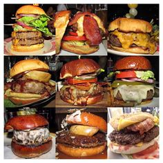 The year is half over, so let's round up the best and most interesting #burgers of 2015 so far. Click the pick for the full list.