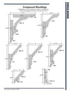 MDF Crown Molding Houston - Interior Trim Sell, Installation and Painting