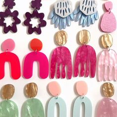 Which ones would you pick? ☺️ Earrings