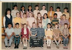 Chandler Arizona, Class Pictures, School Daze, Third Grade, Elementary Schools, Over The Years, Denver, Vintage Fashion, History