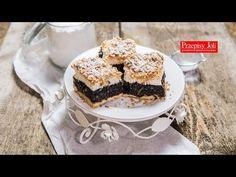 NAJLEPSZY MAKOWY PLEŚNIAK NA DUŻĄ BLACHĘ - YouTube Polish Recipes, Polish Food, Food Cakes, Biscotti, Doughnut, Cake Recipes, Cheesecake, Muffin, Pie