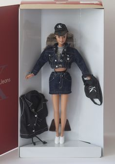 Bloomingdale's Limited edition Calvin Klein Barbie -1996
