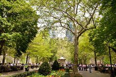 Philadelphia's Rittenhouse Square (Photo by J. Smith for GPTMC)