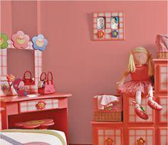 Comex: Habitación para niñas