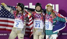 In the end, the cowgirl won the gold. Kaitlyn Farrington, the 24-year-old from Idaho whose parents sold off their cattle to bankroll her career, sparked the second upset on the halfpipe in two nights. She smoothed out a near-flawless run Wednesday to edge Aussie Torah Bright and take down the American favorite, Kelly Clark.