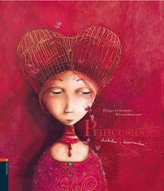 Caricias en cuentos: Princesas (olvidadas o desconocidas)