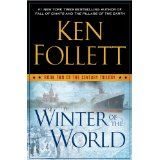 Winter of the World: Book Two of the Century Trilogy . I love these Ken Follet books! Great Books, New Books, Books To Read, Love Book, Book 1, This Book, Ken Follett, Penguin Books, First Novel