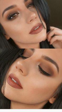 Idée Maquillage Beschreibungen der Make-up-Fotos und Produktlinks als Inspiration! Aus Make-up-Idee. Idée Maquillage Beschreibungen der Make-up-Fotos und Produktlinks als Inspiration! Aus Make-up-Idee Makeup Hacks, Eye Makeup Tips, Makeup Inspo, Makeup Ideas, Makeup Tutorials, Makeup Products, Beauty Makeup, Beauty Tips, Makeup Brands