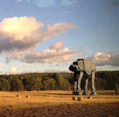 Star Wars in Saskatchewan