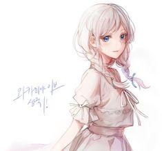 Manga Anime Girl, Cool Anime Girl, Pretty Anime Girl, Beautiful Anime Girl, Kawaii Anime Girl, Cute Anime Character, Character Art, Real Anime, Pretty Drawings