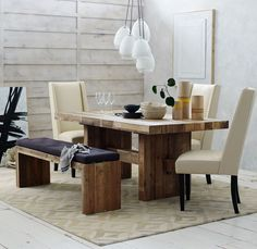 Dining table- West Elm (emerson)