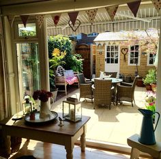 Shabby and Charme: Il cottage inglese di Kate