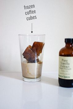 iced coffee recipe | Inspired to Share
