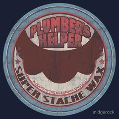 Plumber's Helper - Super Stache Wax