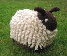 Oh, I think I need this Kenanna Sheep Teacosy...knit in Kenya, from Daisy Daisy Fair Trade Gifts