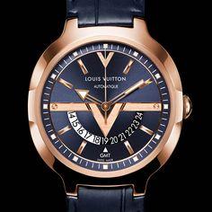 La Cote des Montres : Photo - Louis Vuitton GMT