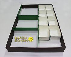 종이 상자를 원하는 크기대로 크게 맞춤형 수납 상자로 만들기 : 네이버 블로그