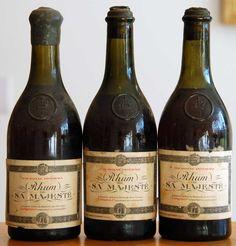 Vintage Rum from Finest & Rarest