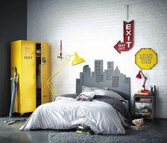 HappyModern.RU   55 идей комнат для подростка: бунтарство и индивидуальность в интерьере   http://happymodern.ru