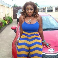 BREAKING NEWS ACROSS THE WORLD   |   QUEEN HORLA BLOG : It seems Anita Joseph is pregnant with twins (Ultr...