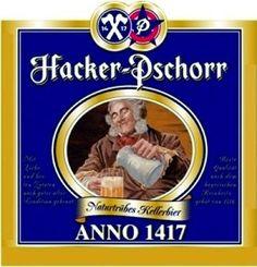 Μπύρα Hacker-Pschorr Anno 1417