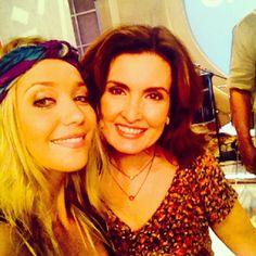 Fátima e Luiza Possi