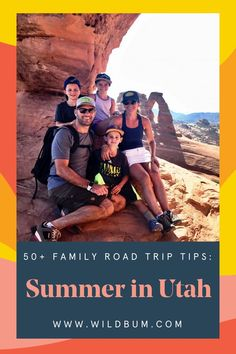 The best road trip ideas for Summer 2020: Road trip through Utah! See scenic national parks, go on hikes and more.