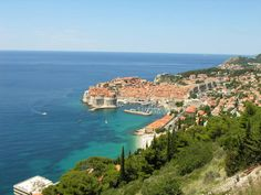 Old City of Dubrovnik The 'Pearl of the Adriatic', situated on the Dalmatian coast, became an important Mediterranean sea power from the 13th century onwards.