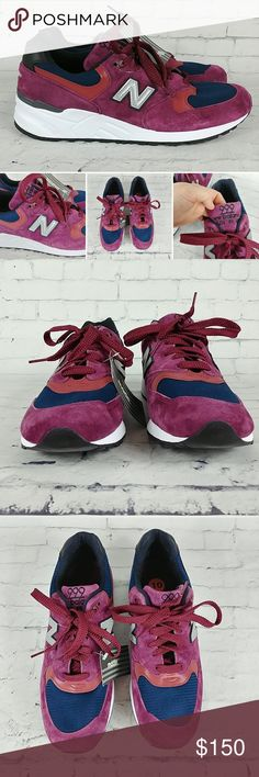 6ef414331fb0 New Balance Wine Running Shoes You are buying New Balance Burgandy Wine  does not come with box Brand new Size  Men s 10 Comes from smoke free home.