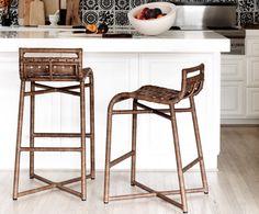 McGuire Furniture: Bar & Counter Stools: Indoor