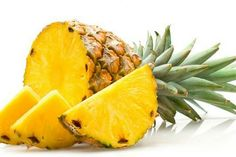 Bromelain, a mixture of enzymes found in pineapple, can be used to treat everything from allergies and asthma to joint pain and osteoarthritis. Learn more about how bromelain benefits your overall health. Carrot Pineapple Salad, Ripe Pineapple, Crushed Pineapple, Pineapple Salsa, Eating Pineapple, Pineapple Cheesecake, Gold Pineapple, Protein Shake Recipes, Protein Shakes