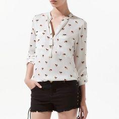 Blusas e camisas on AliExpress.com from $13.23