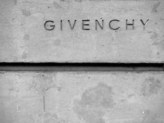 signage in concrete
