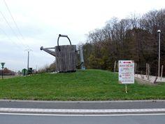 Marigny-les-Usages, (45) arrosoir
