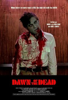 DAWN OF THE DEAD ★★★★★★ of George A. Romero Following an ever-growing epidemic of zombies that have risen from the dead, two Philadelphia S.W.A.T. team members, a traffic reporter, and his television executive girlfriend seek refuge in a secluded shopping mall.Still one of the best Zombie movies ever